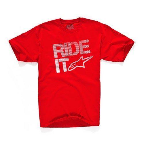 Camiseta Alpinestars RIDE IT