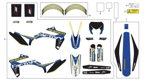 KIT PERSONIFICADO END FACTORY 2013