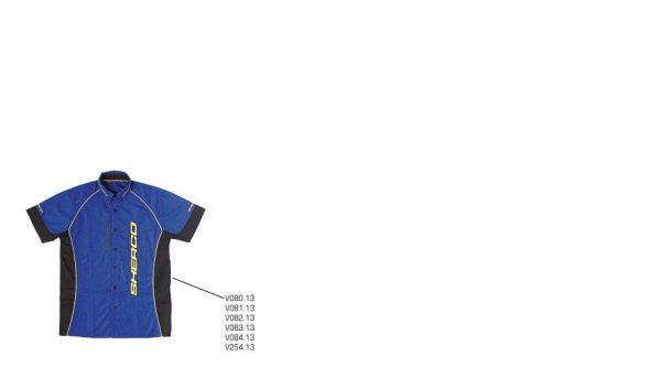 Camisa Sherco