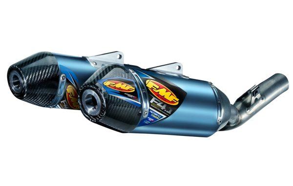 Silencioso FMF 4.1 RCT Slip On Honda doble