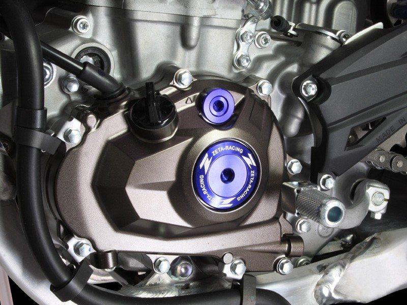 Tornillo motor Zeta Yamaha