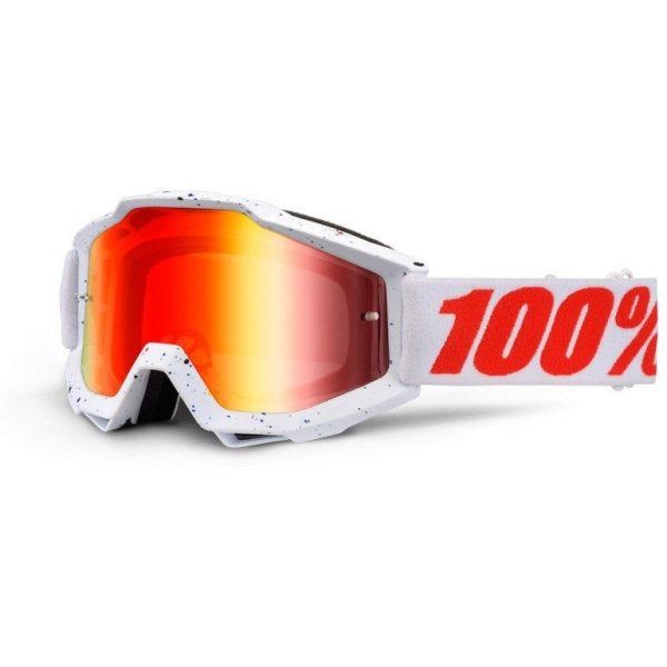 100% ACCOURI SKYLAR WHITE