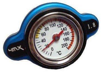 Tapon radiador 1.8bar azul europeas