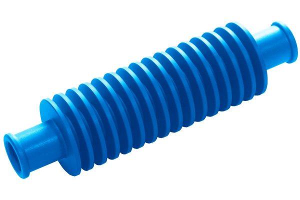Intercooler corto azul