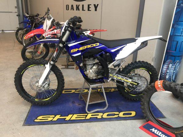 Sherco SEF-R 300 2015