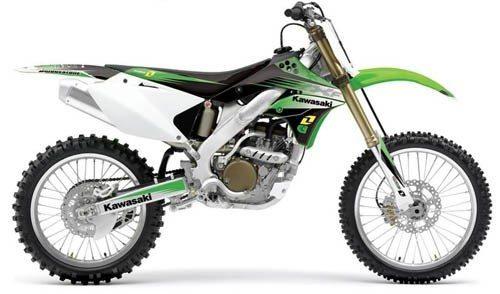KIT ADHESIVOS ONE KX 250 4T '